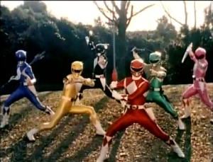 All_Six_Zyuranger_Weapons